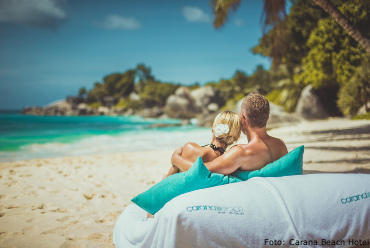 SeychellesDreams Flitterwochen Paradies Carana Beach Hotel
