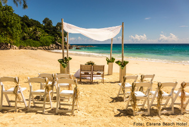 SeychellesDreams Hochzeit Paradies Carana Beach Hotel