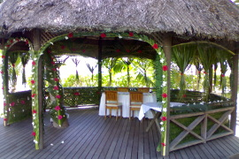 Heiraten im IndianOceanLodge