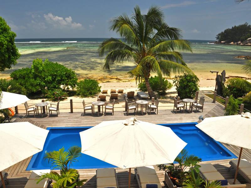 Crown Beach Hotel Mahe Seychellen Individualreisen Seychelles
